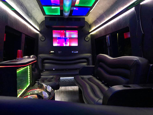 Limo Bus MD PA3