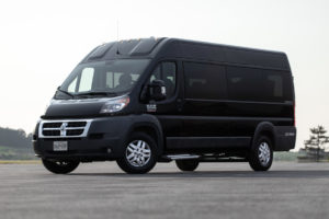 Dodge Sprinter 14 Passenger luxury van