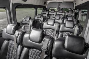 Dodge Sprinter 14 passenger luxury van