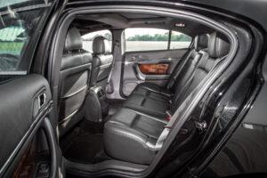 Lincoln MKS Interior